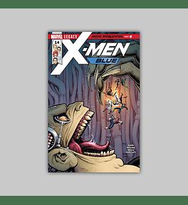 X-Men: Blue 14 2017