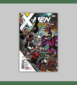 X-Men: Gold 11 2017