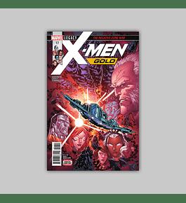 X-Men: Gold 17 2018