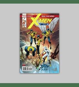 X-Men: Blue 19 2018