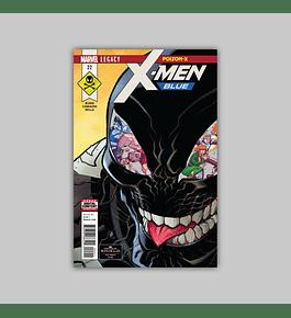 X-Men: Blue 22 2018