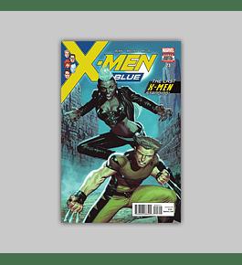 X-Men: Blue 23 2018