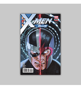 X-Men: Blue 24 2018