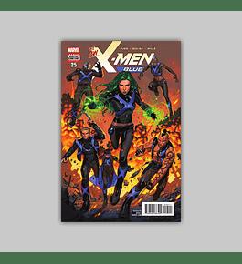 X-Men: Blue 25 2018