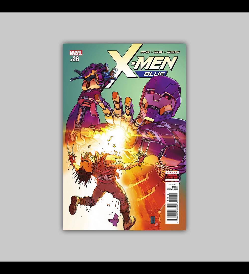 X-Men: Blue 26 2018