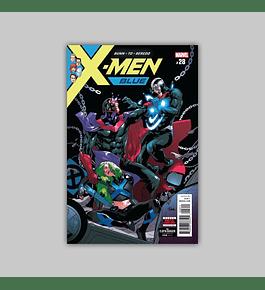 X-Men: Blue 28 2018