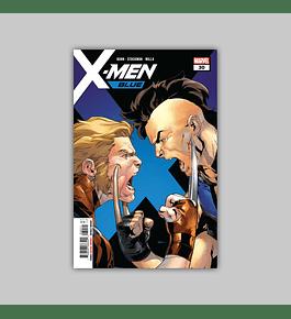 X-Men: Blue 30 2018