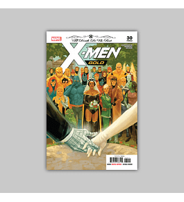 X-Men: Gold 30 2018