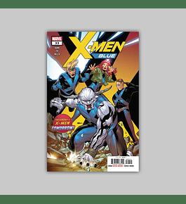 X-Men: Blue 33 2018
