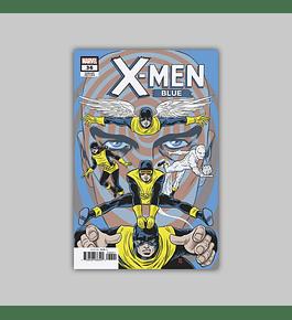 X-Men: Blue 36 B 2018