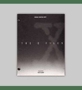 X-Files Season 5: Bad Blood — Original Shooting Script 1998