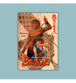 Blade of the Immortal Vol. 20: Demon Lair 2008
