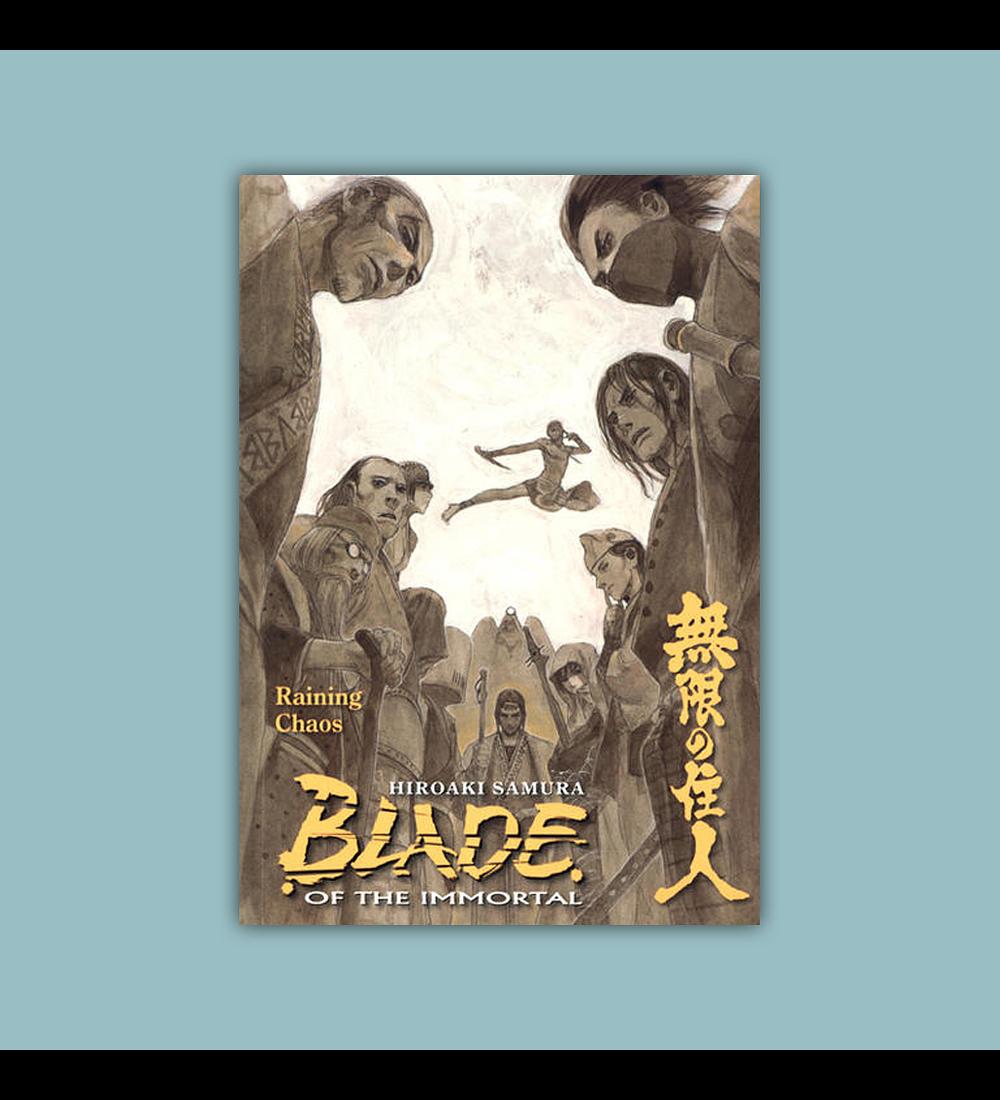 Blade of the Immortal Vol. 28: Raining Chaos 2014