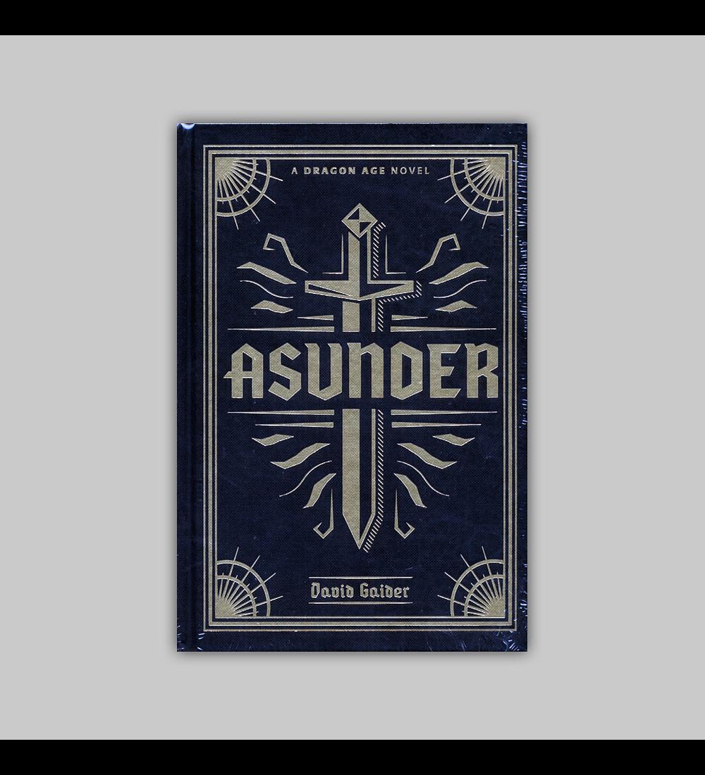Dragon Age: Asunder HC 2019