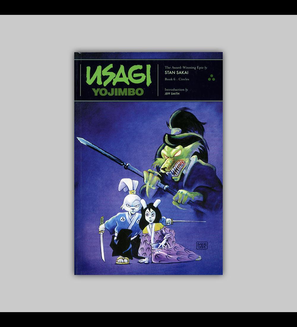 Usagi Yojimbo Vol. 06: Circles