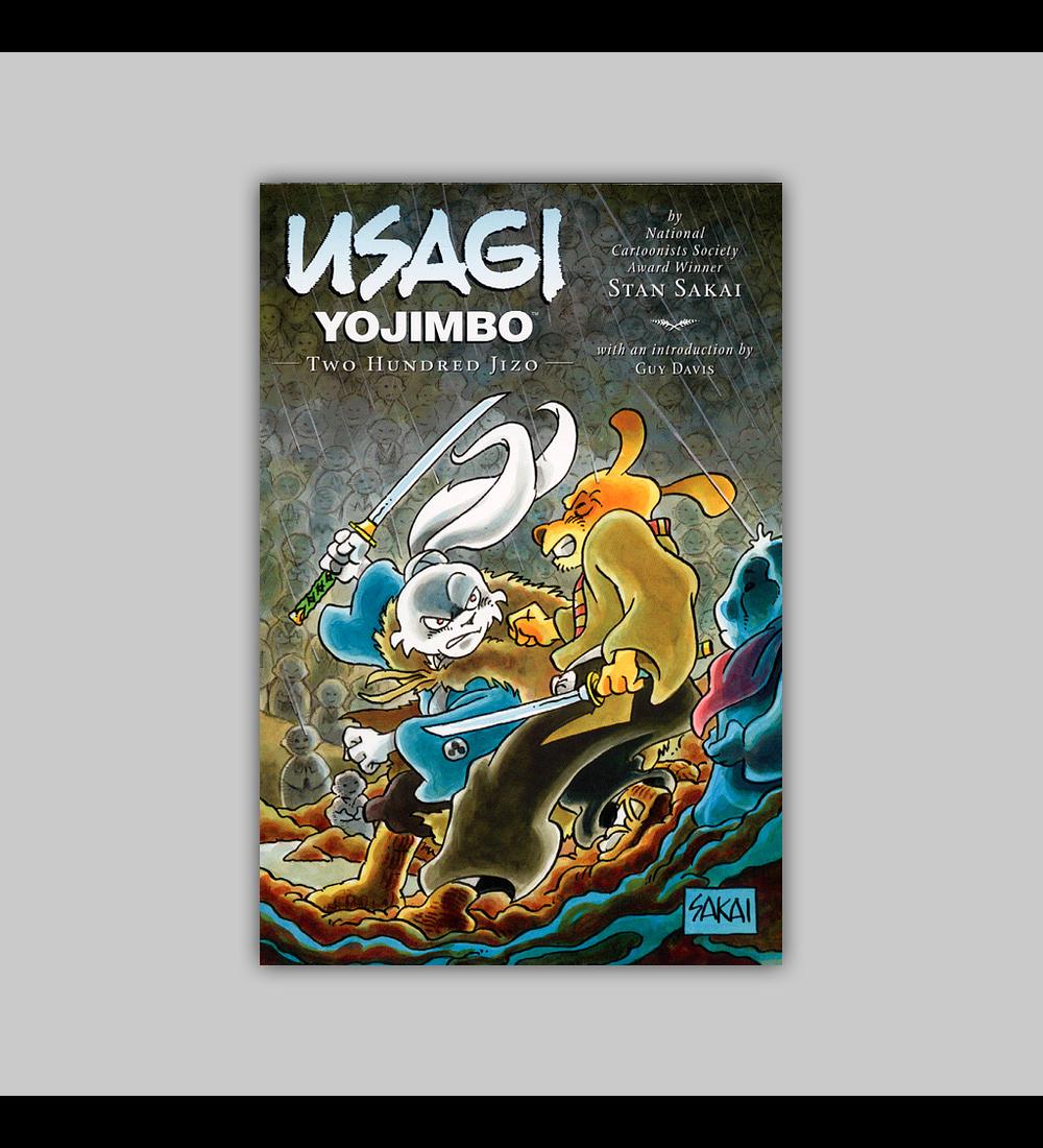 Usagi Yojimbo Vol. 29: Two Hundred Jizo 2015