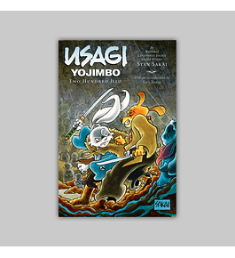 Usagi Yojimbo Vol. 29: Two Hundred Jizo 2015
