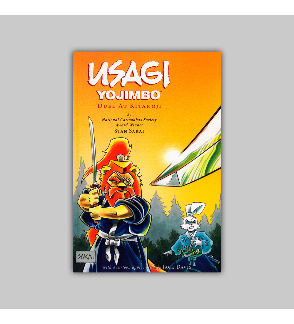 Usagi Yojimbo Vol. 17: Duel at Kitanoji 2003