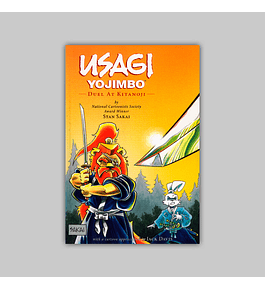 Usagi Yojimbo Vol. 17: Duel at Kitanoji 2003