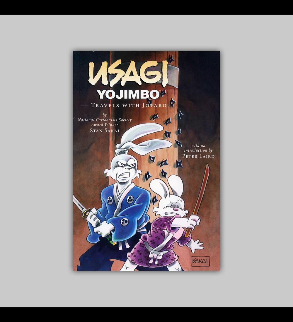 Usagi Yojimbo Vol. 18: Travels with Jotaro 2004
