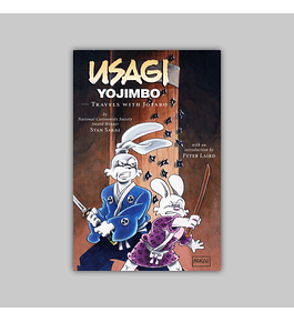 Usagi Yojimbo Vol. 18: Travels with Jotaro 2004