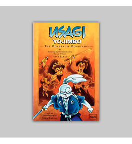 Usagi Yojimbo Vol. 21: The Mother of Mountains 2007