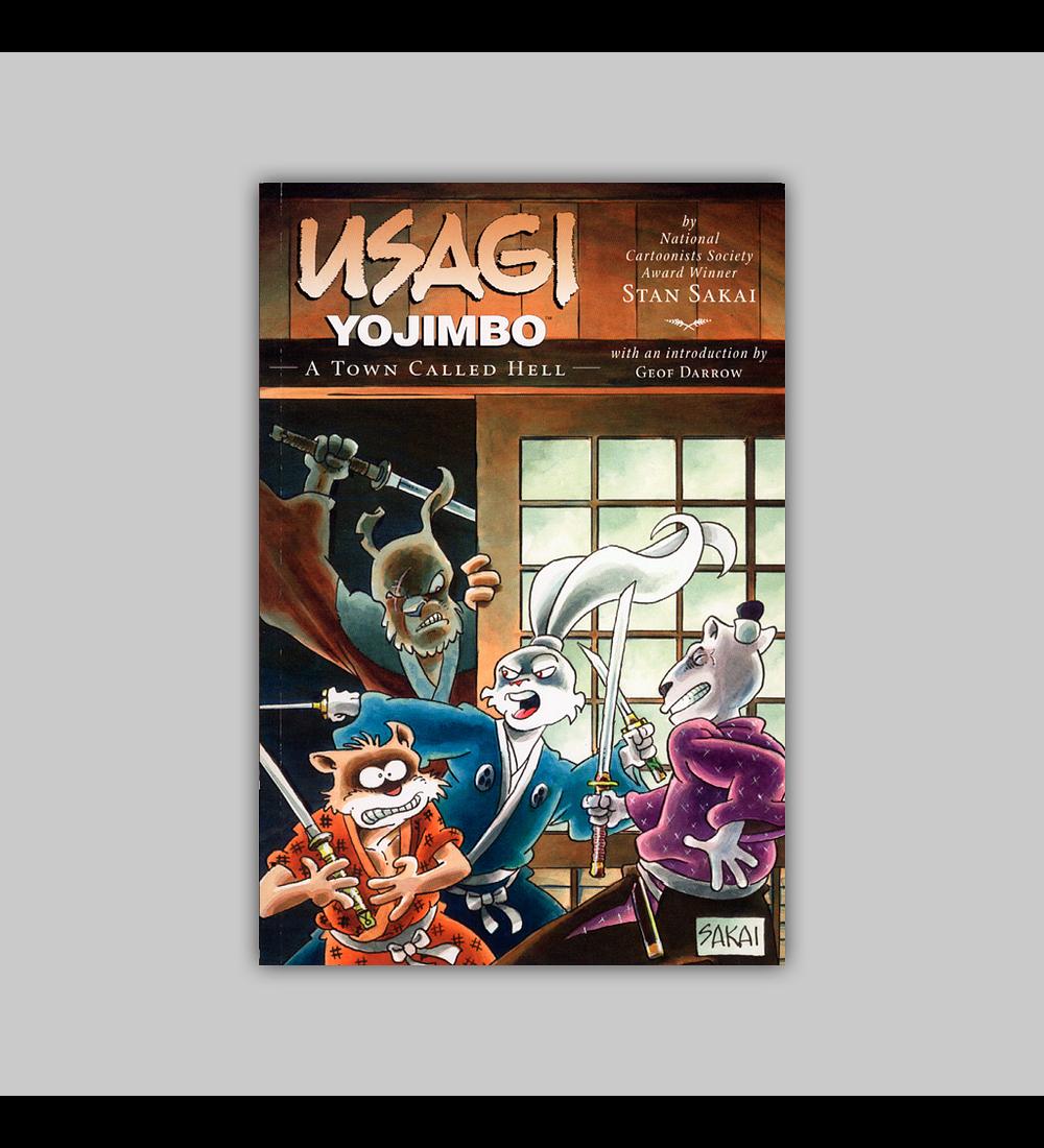 Usagi Yojimbo Vol. 27: A Town Called Hell 2013