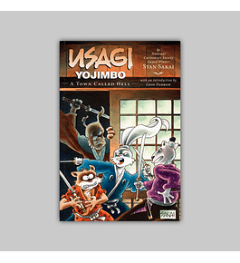 Usagi Yojimbo Vol. 27: A Town Called Hell 2013