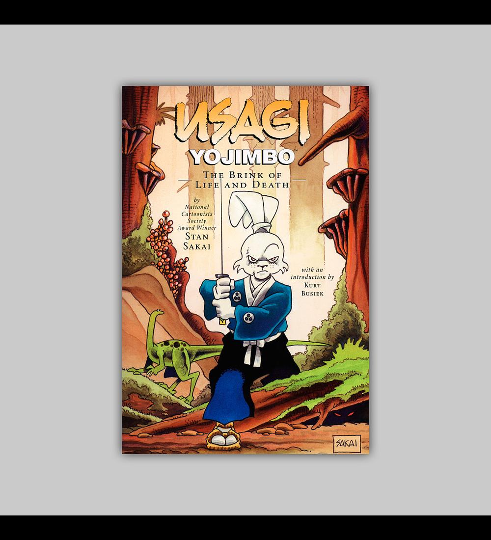 Usagi Yojimbo Vol. 10: The Brink of Life and Death 2nd printing