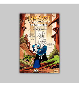 Usagi Yojimbo Vol. 10: The Brink of Life and Death 2nd printing