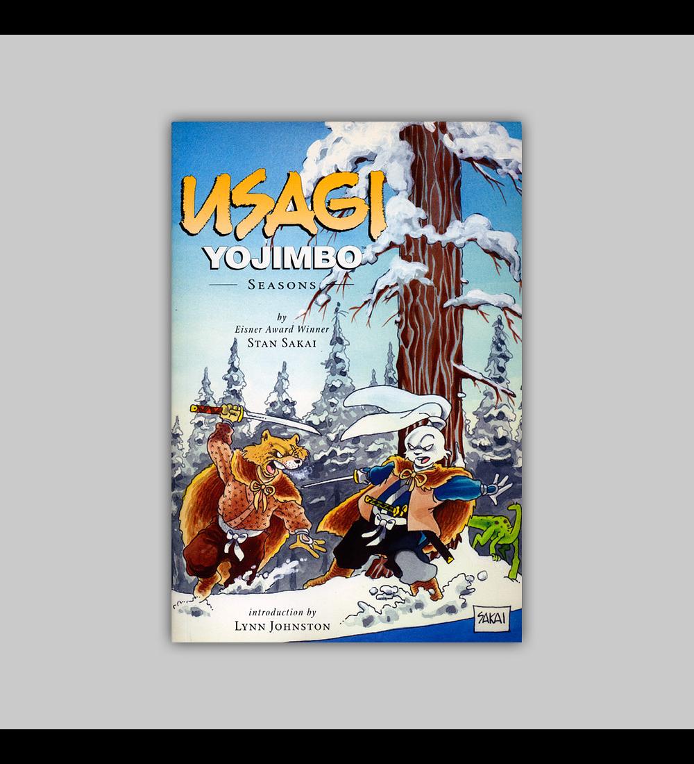 Usagi Yojimbo Vol. 11: Seasons 1999