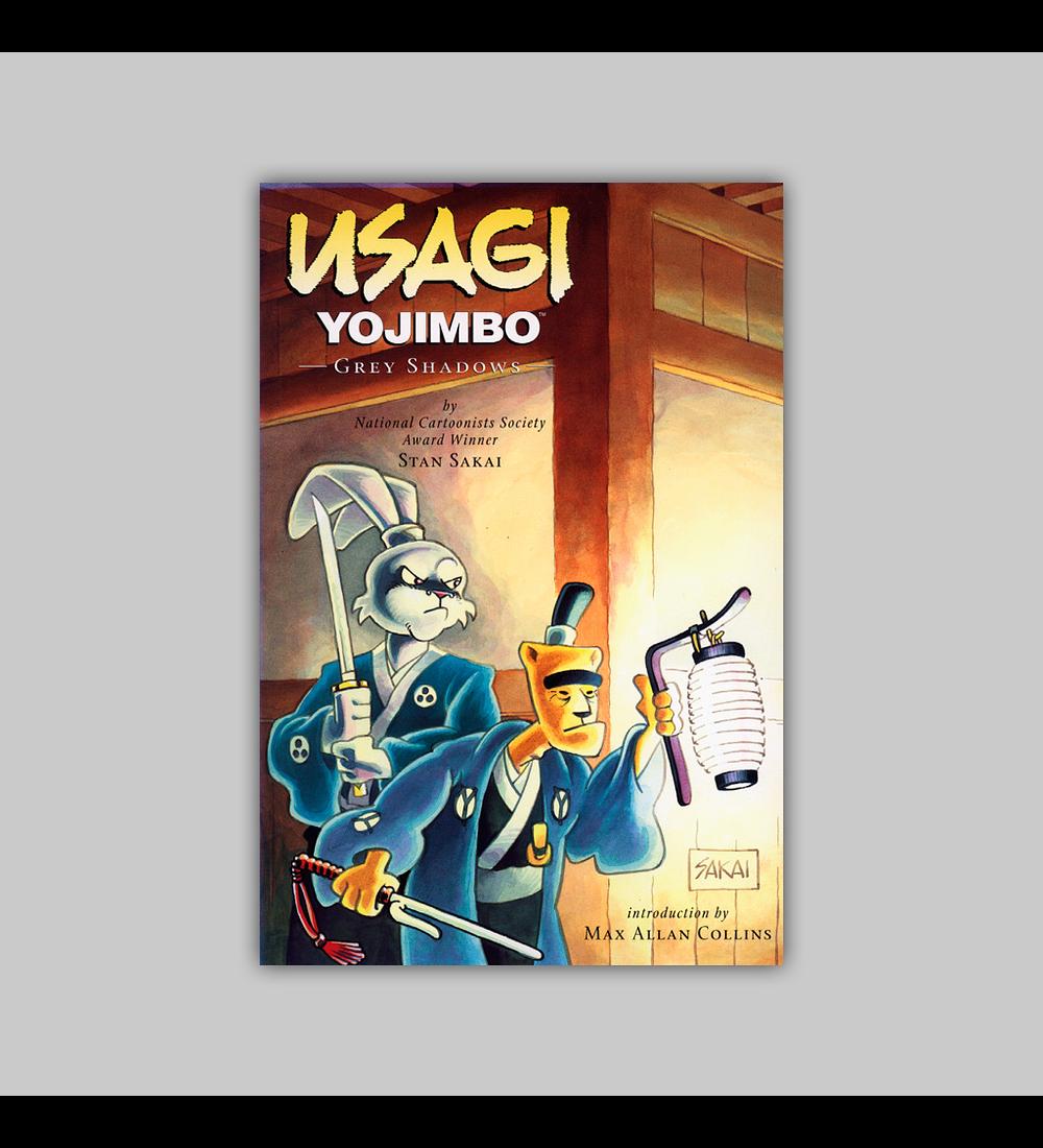 Usagi Yojimbo Vol. 13: Grey Shadows 2000