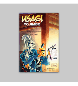 Usagi Yojimbo Vol. 13: Grey Shadows 2000