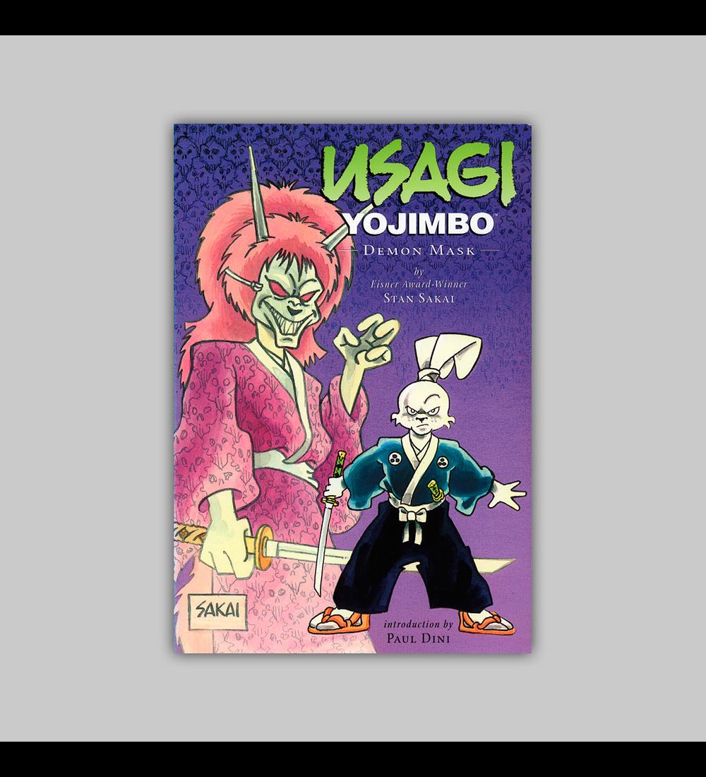 Usagi Yojimbo Vol. 14: Demon Mask 2001