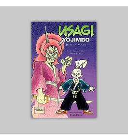 Usagi Yojimbo Vol. 14: Demon Mask 2001