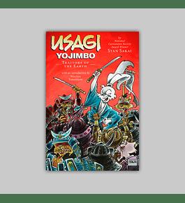 Usagi Yojimbo Vol. 26: Traitors of the Earth 2012