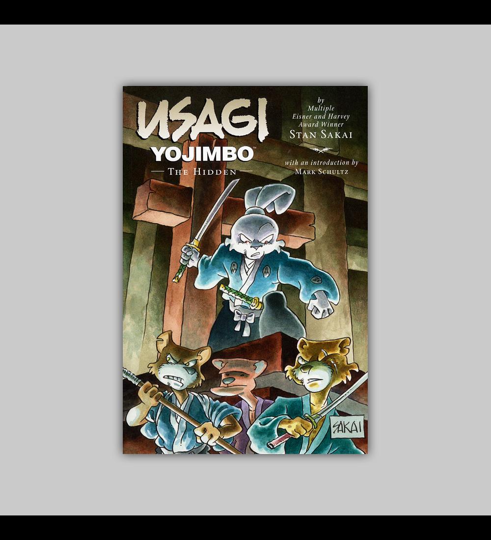 Usagi Yojimbo Vol. 33: The Hidden 2019