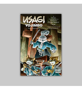 Usagi Yojimbo Vol. 33: The Hidden 2019