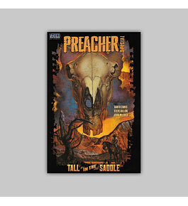 Preacher: Tall in the Saddle 2000