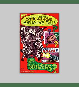 Steve Ditko's Strange Avenging Tales 1 1997