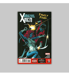 Amazing X-Men 6 2014