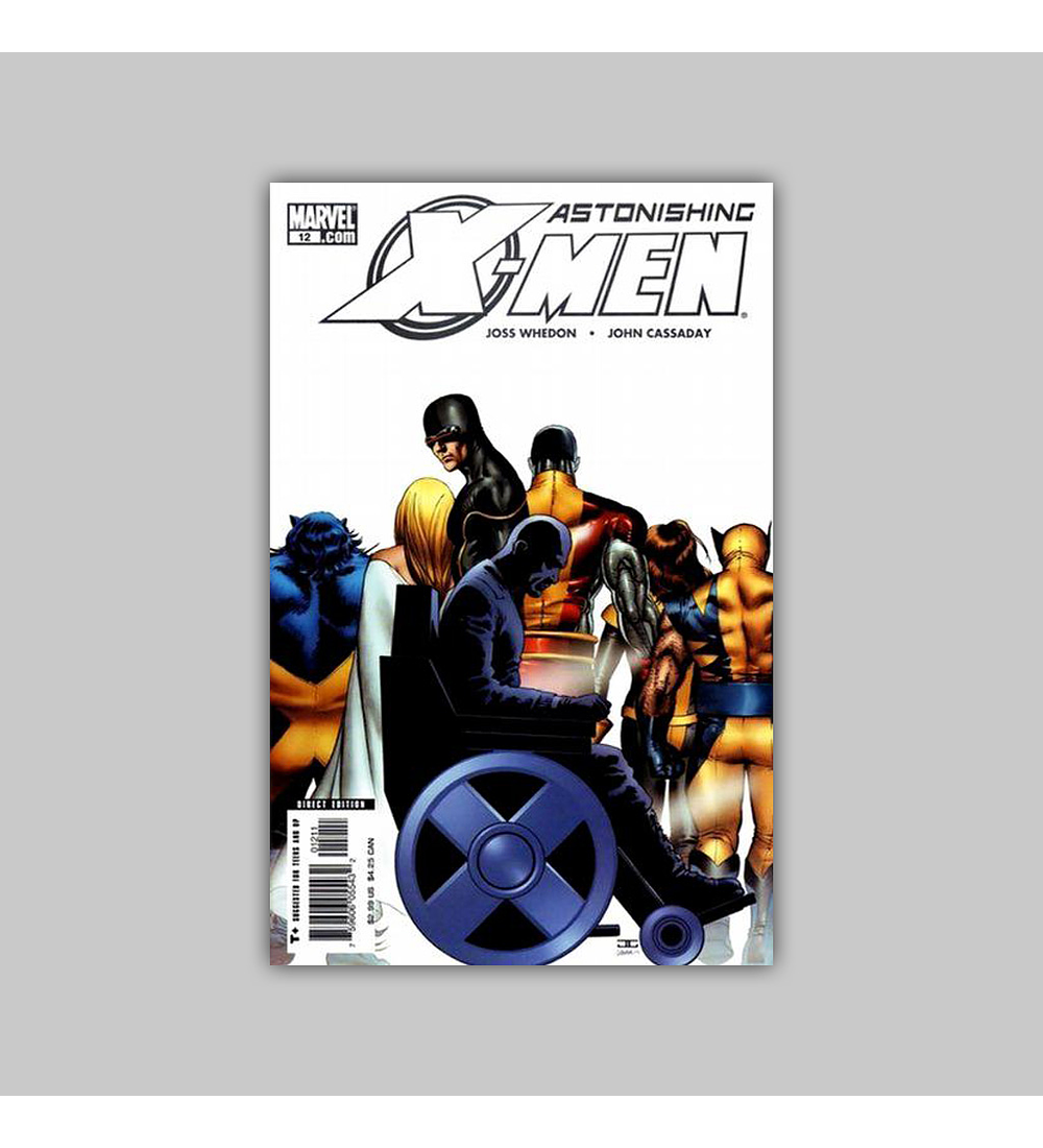 Astonishing X-Men 12 2005