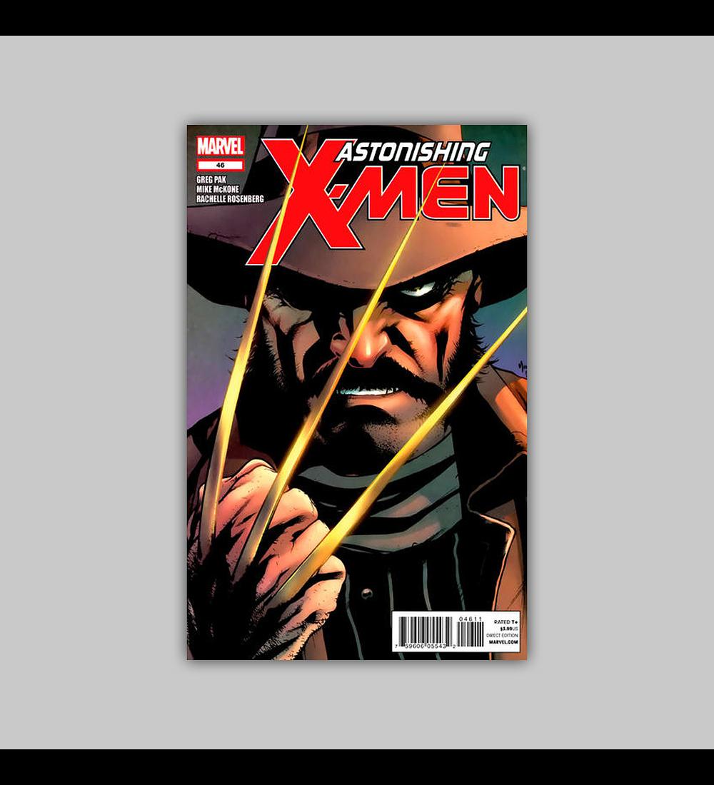 Astonishing X-Men 46 2012