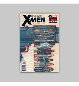 Astonishing X-Men 55 2012