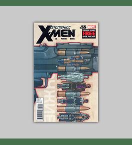 Astonishing X-Men 55 2012