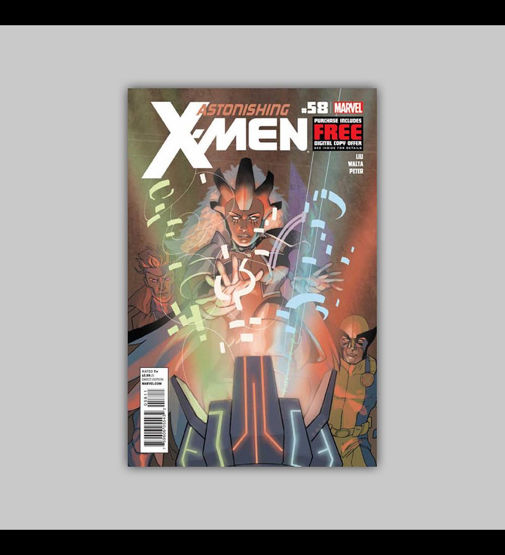 Astonishing X-Men 58 2013
