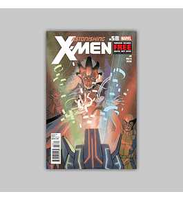 Astonishing X-Men 58 2013