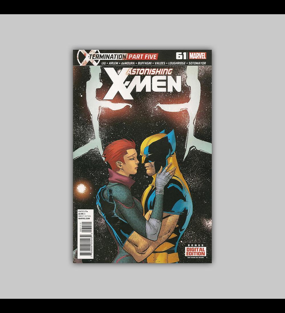 Astonishing X-Men 61 2013
