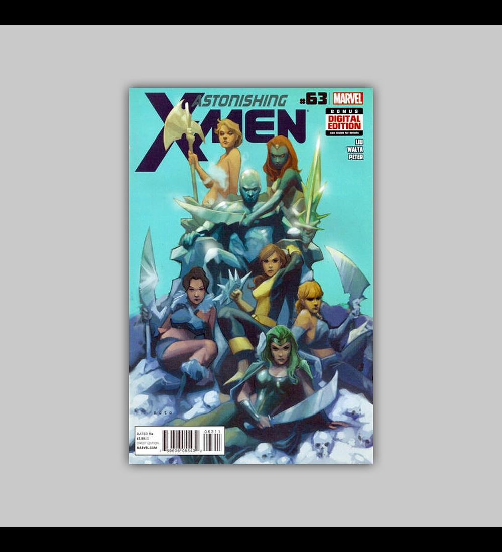 Astonishing X-Men 63 2013