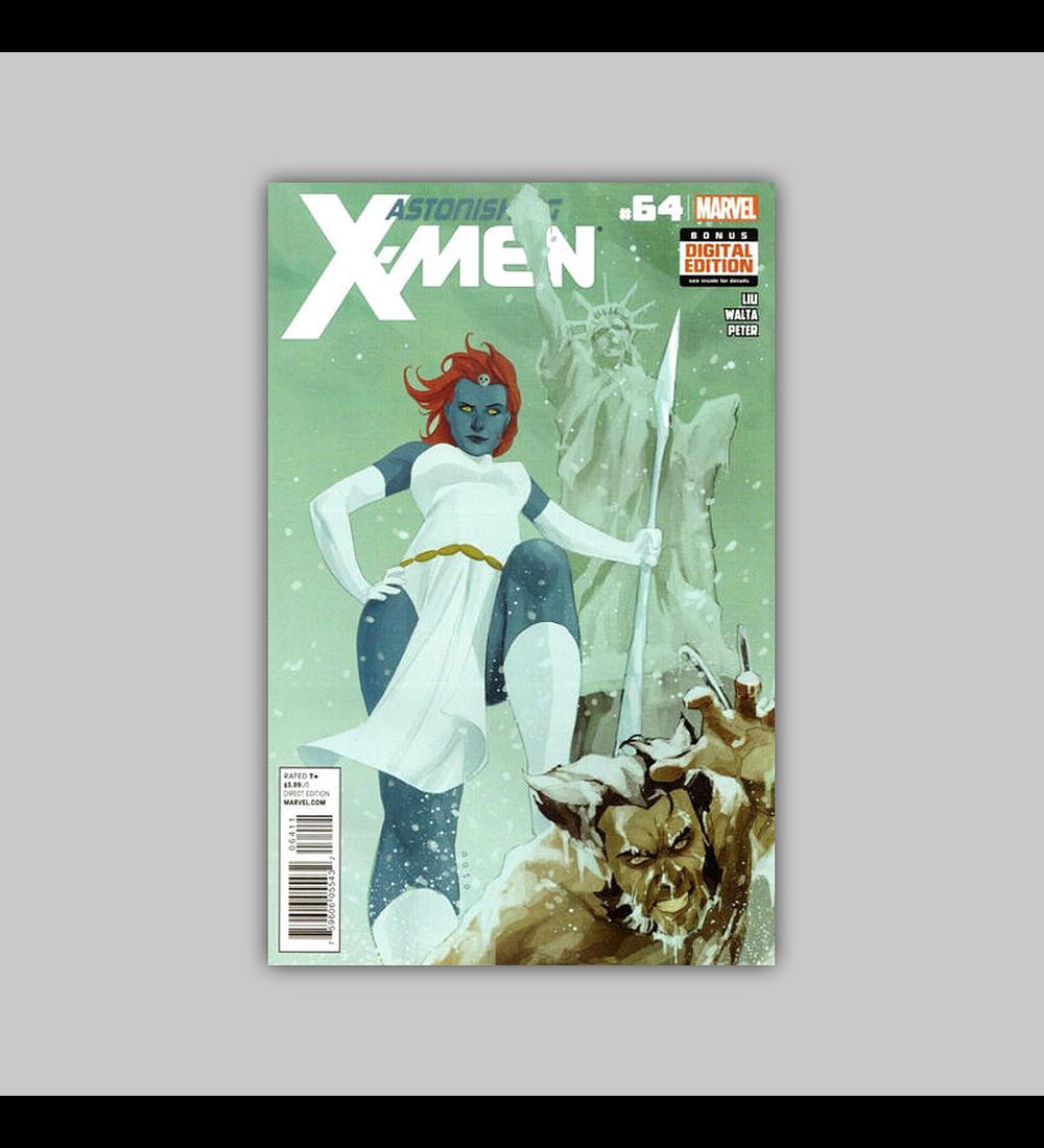 Astonishing X-Men 64 2013